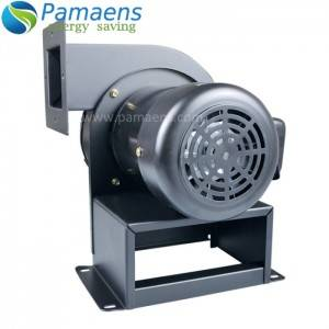 Industrial heater blower