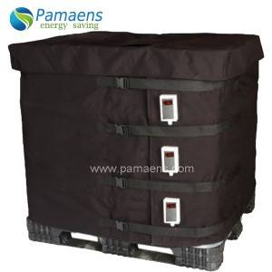 IBC Tote Flexible Heating Jackets