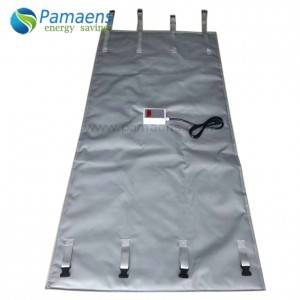 Popular Custom Power Blanket for 200 L Drums, Best Choice for Heating Oil, Honey, Water