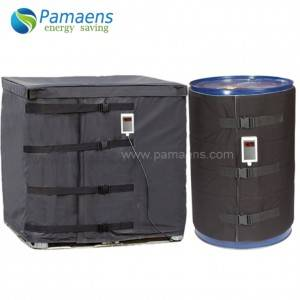 Best Sale Heating Jacket for Plastic Tanks, Heating and Thermal Insulation