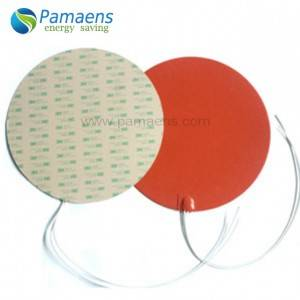 High Heating Efficiency Custom Adhesive Silicone Strips 3M
