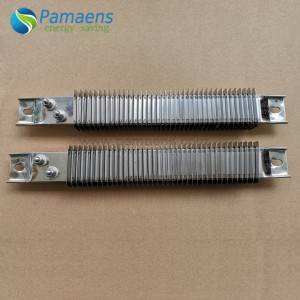 Made in China Ceramic Strip Heater with Air Cooling Fins with Long Lifetime