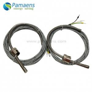 High Performance Type K Dual Thermocouple with High Temperature Resistance