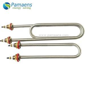 Tubular Heater Various Shape Stainless Steel Water Heater