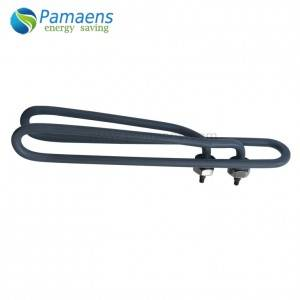 Custom Electric Heating Element 3kw Heating Tube with Teflon Coating