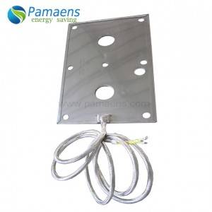 Factory Wholesale Mica Heater Plate with Swedish Resistance Wire