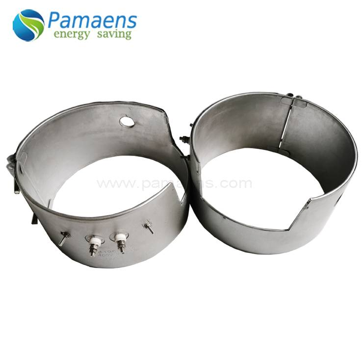 Durable Band Heater For Barrel of Plastic Machines with Long Lifetime Featured Image