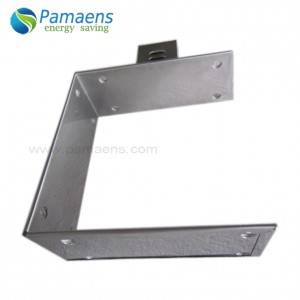 High Power Density Mica Square Band Heater for Plastics Machines