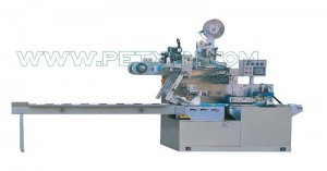 80 Pieces Automatic Wet Tissue Packaging Machine