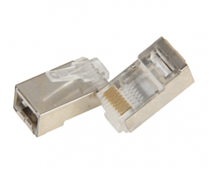 PH7-5021 A: CAT5 MODULAR kuziba 8P8C B: CAT6 MODULAR kuziba 8P8C NICKEL SHIELD