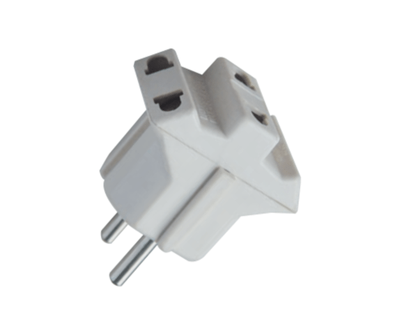Quality Inspection for PH7-6060 power plug and socket to Maldives Importers