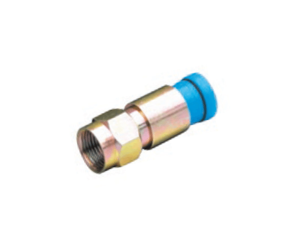 Fixed Competitive Price PH7-3157 RG59, RG6  COMPRESSION  CONNECTOR to Lesotho Manufacturers
