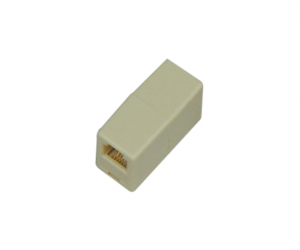 PH7-5029 A: 6P4C FEMALE TO  6P4C FEMALE ADAPTOR B: 6P6C FEMALE TO  6P6C FEMALE ADAPTOR