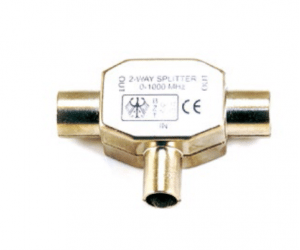 PH7-3327 2-WAY SPLITTER  0-1000MHZ