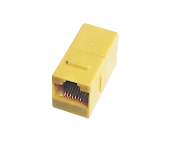 Factory best selling PH7-5017 RJ45(8P8C) FEMALE TO FEMALE COUPLER  FOR CAT5/CAT6 Wholesale to azerbaijan