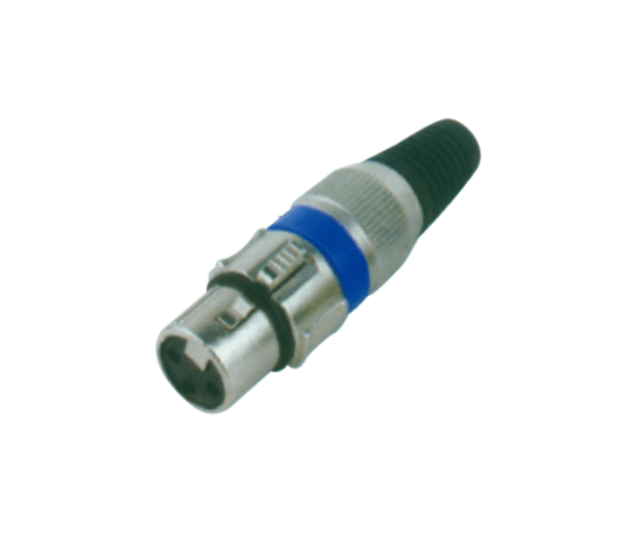 Factory directly supply PH7-2616 XLR FEMALE  3PINS Wholesale to Japan