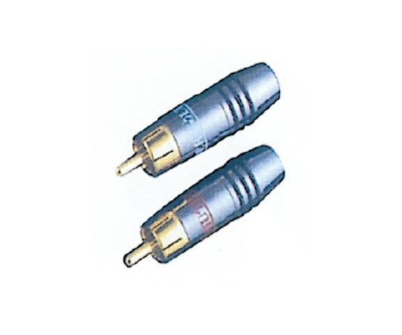 Rapid Delivery for PH7-2230 RCA PLUG ZINC ALLOY PLATED FOR 5-8MM CABLE to US Factories