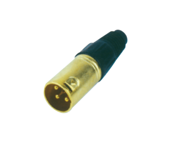 Factory For PH7-2611 XLR MALE 3PINS to Madrid Manufacturer