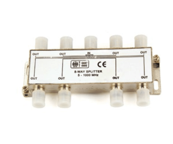 Well-designed PH7-3297 8-WAY SPLITTER  5-1000 MHZ for Japan Factory