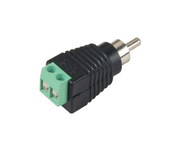 Professional Design PH7-5275 RCA PLUG  WITH TERMINAL for Oman Factories