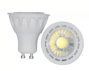 LED GU10 Spotlight 3 * 1W COB 110-240V