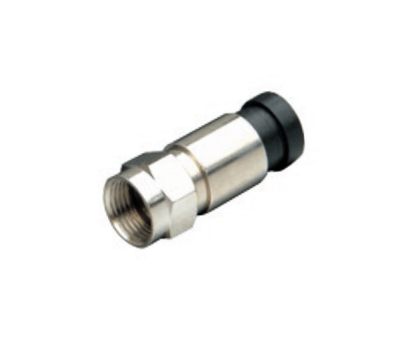 Good quality PH7-3158 RG59, RG6  COMPRESSION  CONNECTOR to Botswana Factory