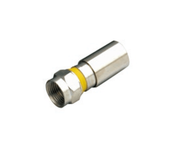 High Quality PH7-3159 RG59, RG6  COMPRESSION  CONNECTOR for Cyprus Importers