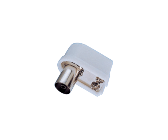 Good Wholesale Vendors  PH7-2874 9.5MM TV JACK,RIGHT ANGLE to Brunei Factory