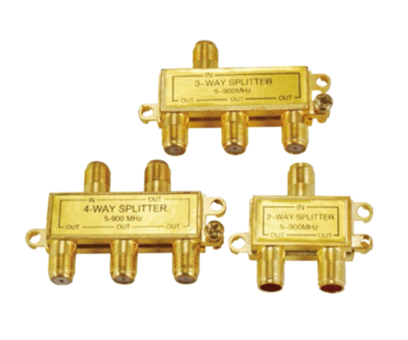 Professional Design PH7-3280 5-900 MHZ A:2-WAY SPLITTER  B:3-WAY SPLITTER  C:4-WAY SPLITTER to US Factories