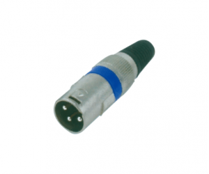 PH7-2617 XLR MALE  3PINS
