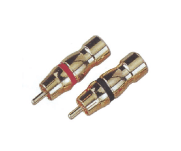 Ordinary Discount PH7-2260 RCA PHONE MALE PLUG GOLD PLATED to Kuala Lumpur Factory