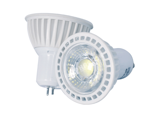 2017 High quality LED Spot Light Gu5.3 7*1W COB 110-240V Supply to Mauritania
