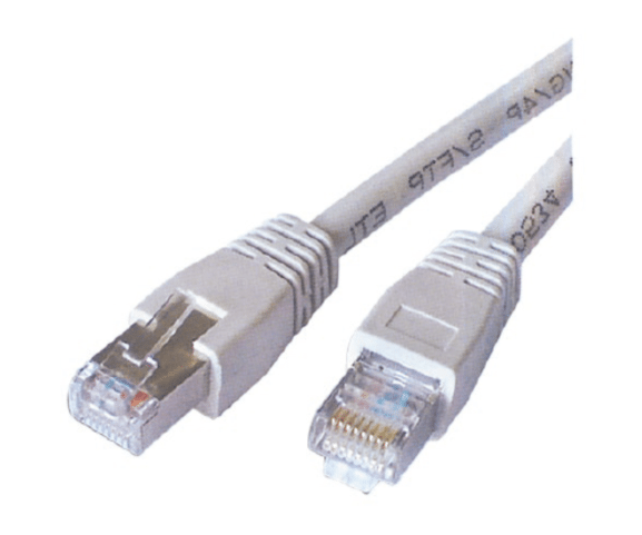 8 Year Exporter PH7-5004 ASSEMBLE TYPE RJ45 WITH METAL COVER  PATCH CORD Supply to Russia