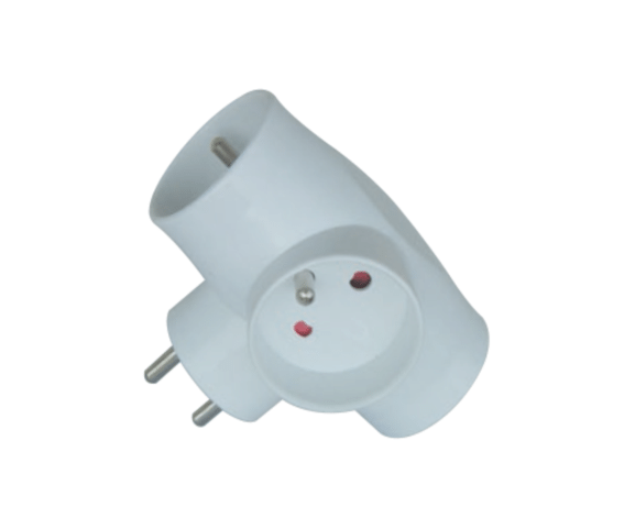 Factory best selling PH7-6210 power plug and socket for Puerto Rico Manufacturer