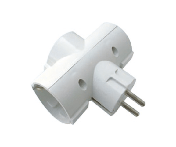 Factory Promotional PH7-6224 power plug and socket for Surabaya Factory