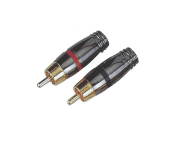 China Factory for PH7-2256 RCA PHONE MALE PLUG GOLD PIN PLATED to Indonesia Manufacturers