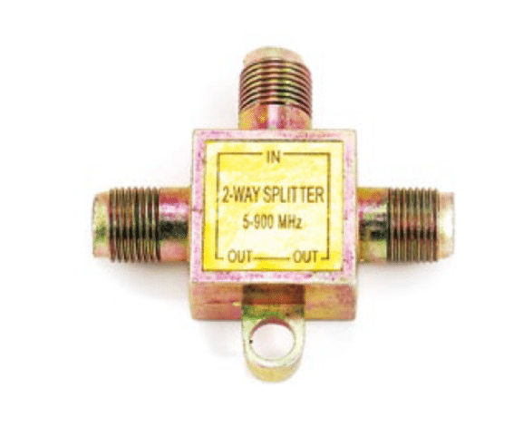 Top Suppliers PH7-3283 2-WAY SPLITTER  5-900 MHZ for US Importers