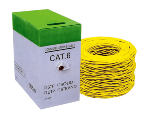 Hot Selling for UTP CAT6 Network Cable Export to Venezuela