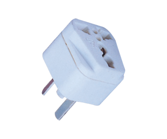 Factory making PH7-6062 3P AC FLAT PLUG TO  MULTI USAGE JACK for Cairo Importers