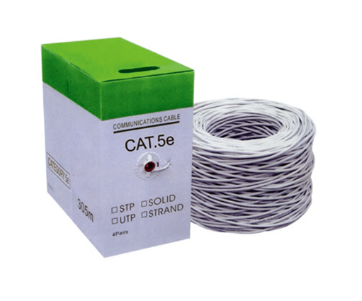 Newly Arrival  FTP CAT5e network cable to Namibia Factories