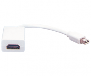 PH7-4167 MINI DP MALE TO  HDMI FEMALE ADAPTER