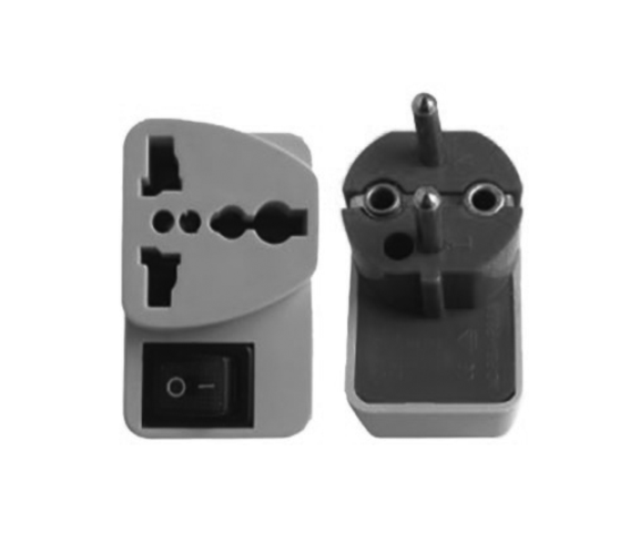 Factory best selling PH7-6164 power plug and socket for El Salvador Manufacturer