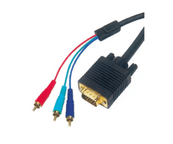 Ordinary Discount PH7-4214 VGA MALE TO   3RCA MALE   RGB: CABLE Export to Puerto Rico