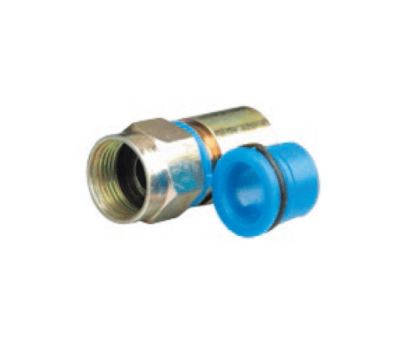 Hot Selling for PH7-3154 RG59, RG6  COMPRESSION  CONNECTOR for Croatia Factories