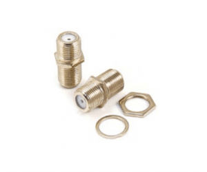 PH7-3035 F ADAPTER F-F A:W/ WASHER & NUT  B:W/O WASHER & NUT