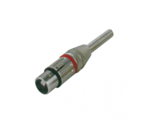PH7-2660 XLR FEMALE 3PINS