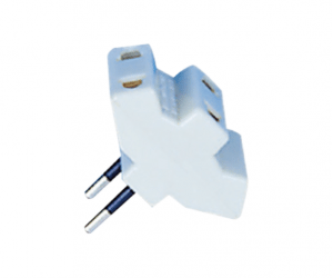 PH7-6058 AC POWER PLUG AND  JACK ADAPTOR