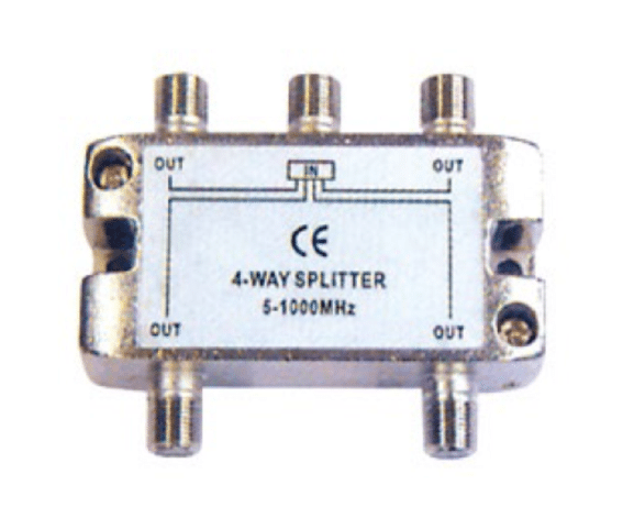 Competitive Price for PH7-3305 4-WAY SPLITTER  5-1000MHZ for Libya Factory