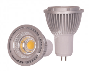 LED Spotlight Gu5.3 3W 5W 7W COB 110-240V