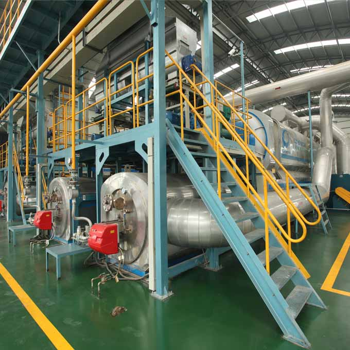 Competitive Price for Waste Tyre Recycling Prodution Line - Scrap Tire Pyrolysis with Truly Industrial Continuous Operation – Niutech Environment Featured Image